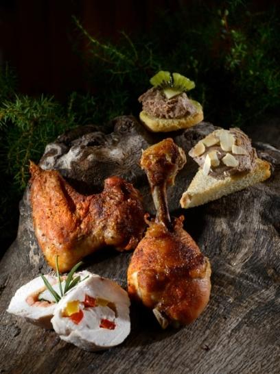 Kycklingmamman Helen är i gång och tipsar om mat i alla möjliga former
