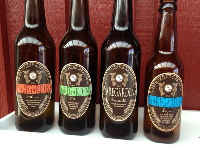 Byaregårdens Brygghus Lär dig allt om öl digitalt 28 januari 18.00