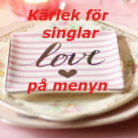 Kärlek för singlar på menyn 21/11