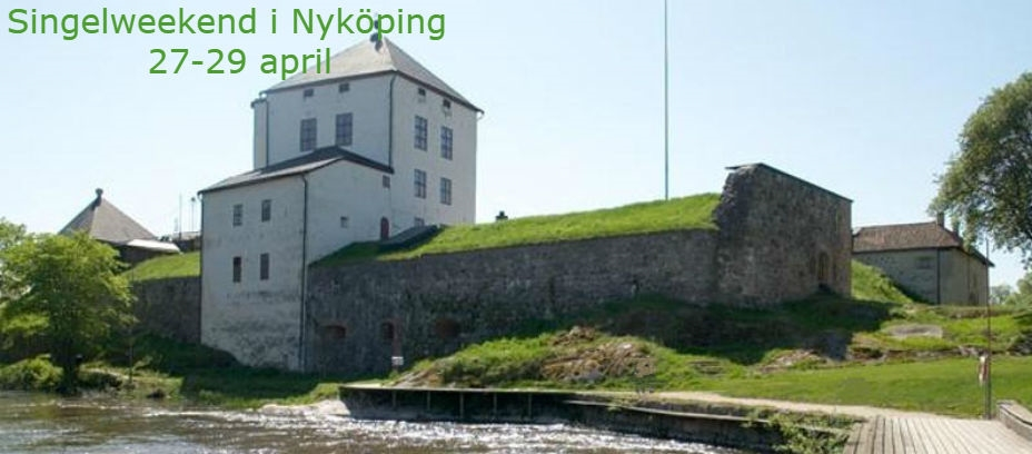 Singelweekend i Nyköping 27-29 april
