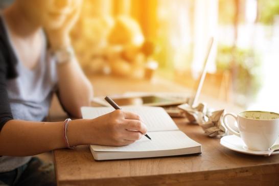 Skrivglädje online i direktsändning 1 dec
