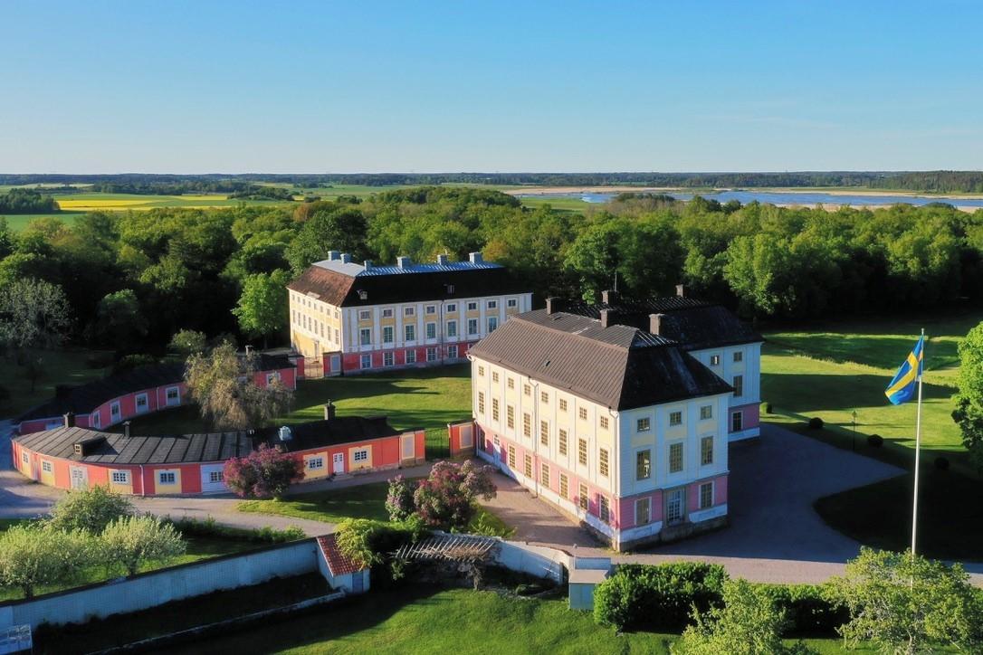 Skrivarkurs på Ekolsunds slott