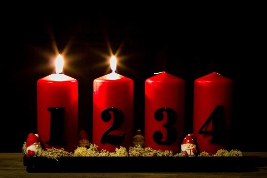 Adventspromenad med fika 5 december